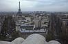 011  Axe Historique Paris - Arc de Triomphe, Av  d'Iéna, Av  Kléber & Eiffeltoren