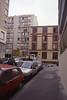 001  Paris - Menilmontant, onooglijk straatje
