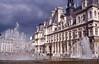 022  Paris - Hotel de Ville en fonteintjes
