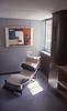 002  Paris - Maison Laroche-Jeanneret, ligstoel van Le Corbusier
