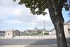 012  Paris - Ecole Militaire and Eiffel Tower