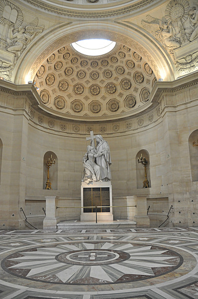 036  Paris - Chapelle Expiatoire