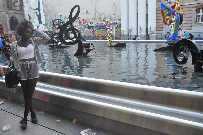 069  Paris - Stravinsky Fountain