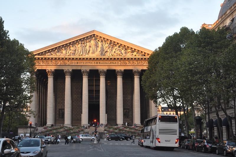065  Parijs - Madeleine