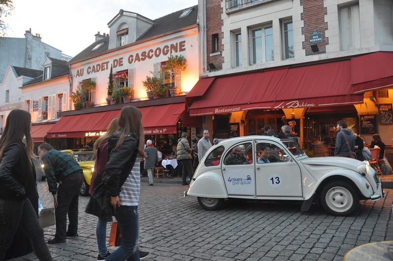 010  Parijs - Place du Tertre