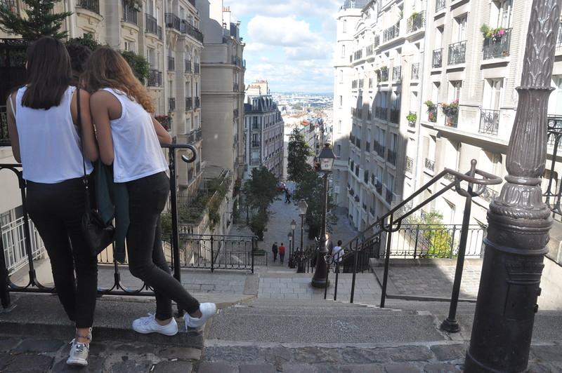 048  Parijs - Montmartre, Sacre Coeur