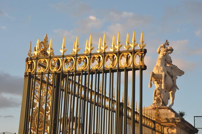 061  Parijs - Les Tuileries