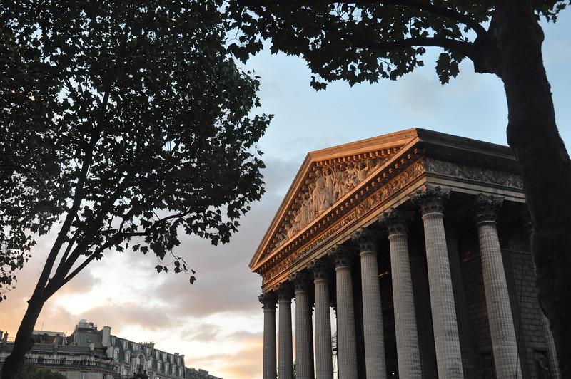 066  Parijs - Madeleine
