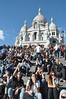 049  Parijs - Montmartre, Sacre Coeur