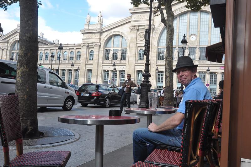 100  Parijs - Gare du Nord
