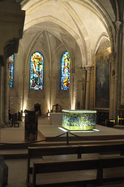 009  Parijs - Interior Église Saint Pierre de Montmartre