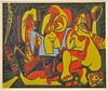 013  Parijs - Marais, Musée Picasso