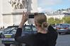 086  Parijs - Place de l'Étoile - Arc de Triomphe