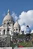 051  Parijs - Montmartre, Sacre Coeur