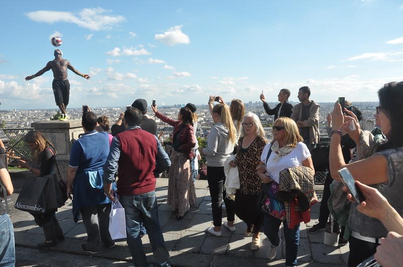 050  Parijs - Montmartre, Sacre Coeur