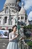052  Parijs - Montmartre, Sacre Coeur