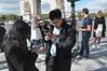 088  Parijs - Place de l'Étoile - Arc de Triomphe