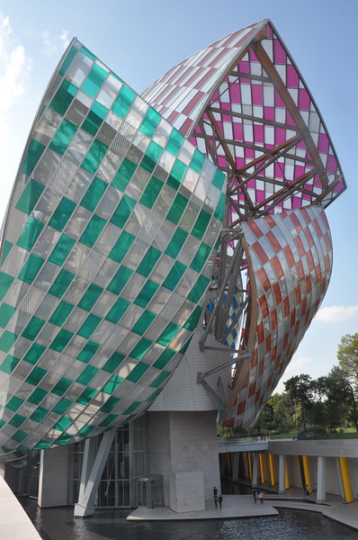 025  Paris - Fondation Louis Vuitton