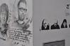 005  Paris - Charlie Hebdo on the walls