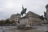 075  Paris - Avenue Wilson - Statue of Washington