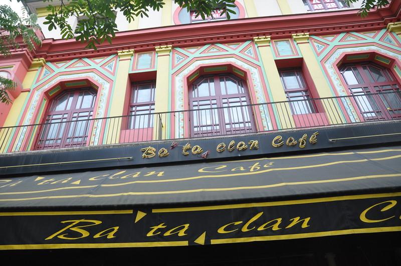 008  Paris - Bataclan