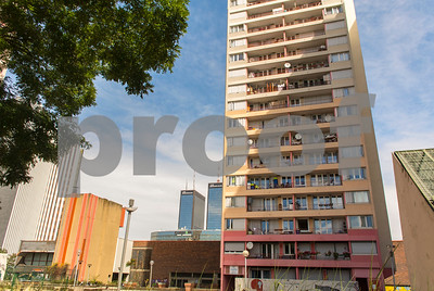 Bagnolet, France, Paris Suburbs, Modern Architecture