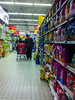 Paris, France, French Supermarket Store , Carrefour, Aisle, Shopping, inside