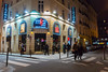 Paris, France, People Going Out to French Independent Cinema, MK2 Odeon, Outside