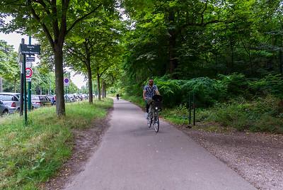 Paris, France,  Urban Park Scenes in Parce de VIncennes