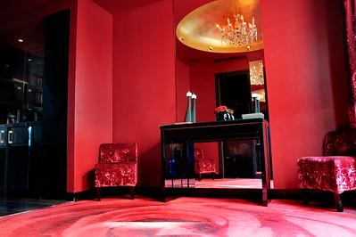 Paris, France, Interior-  Contemporary Boutique Hotel , interior,Bedroom, Lounge Area, Five Hotel