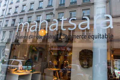 Paris, France, Shopping, Equitable Commerce Shop Mahatsra, Oberkampf Area