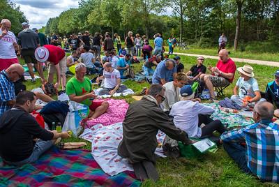 Paris, France, LGBT NGO's Picnic in Parc de VIncennes, 8/2014