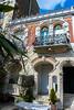 Paris, France. Vincennes City, Suburb, Art Nouveau Style Architecture House, 58, Ave. des Minimes