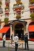 Paris, France, Luxury, Plaza Athenée Hotel, Ave. Montaigne