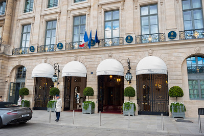 Paris, France, Interior, Le Ritz Hotel, Place de Vendome