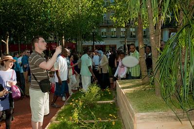 Garden Festival, Jardin des Tuileries, Paris, France, Tuileries Gardens
