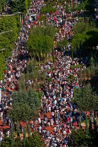 Paris, France, Champs-Elysees Garden Event,