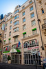 Paris, France, Holiday Inn Hotel, Montmartre, Building Front