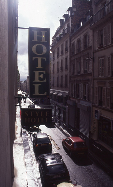 001  Uitzicht vanaf Style hotel
