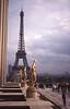 018  Toeristen & Eiffeltoren, Palais de Chaillot