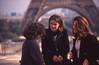 028  Palais de Chaillot - Drie aandachtige meisjes