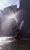 012  Stravinsky-fontein, draaiend rad