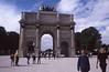 006  Tuilerieën, Arc de Triomphe du Caroussel