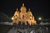002  Paris - Sacre Coeur by night