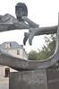 004  Parijs - Blvrd Henri IV, Sculptuur Rimbaud