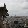 Chimera overlooking Paris (Paris, FR)