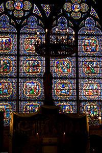 Altar at Notre Dame