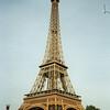 Tour Eiffel from Bateaux Mouche (Seine cruise)
