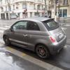 A Fiat 500 Abarth