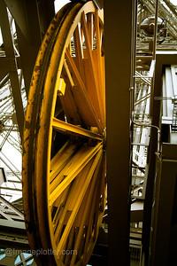 Mechanical Parts, Eiffel Tower, Paris